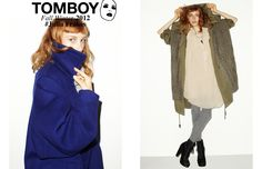 julia frakes by maciek kobielski for tomboy f/w 2012 campaign http://blog.nextmodels.com/?p=13586