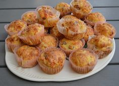 Deserts, Muffin, Food And Drink, Pudding, Vegan, Baking, Breakfast, Recipes, Mariana