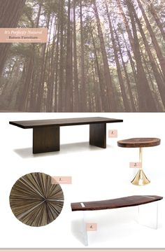Rosten Furniture {It's Perfectly Natural}