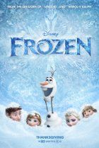 Παιδί και Cinema: Frozen, Ψυχρά κι Ανάποδα 2013