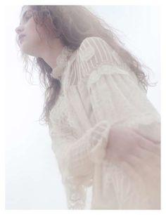 Paul de Luna WestEast Magazine 'Angels We Were' shoot