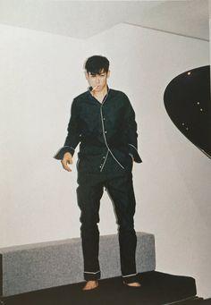 "Big Bang for ""Dazed Korea: Big Bang Anniversary Edition"" (Part [PHOTO] - bigbangupdates Daesung, Top Bigbang, Chen, G Dragon Top, Top Choi Seung Hyun, Big Bang, Jiyong, Boyfriend Material, Black N Yellow"