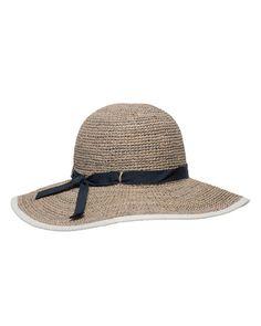 Hat Attack Bound Edge Sun Hat -