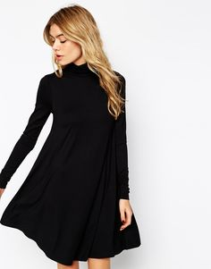 79a4b91fcd9c Here s Proof That Every Closet Needs a Black Turtleneck
