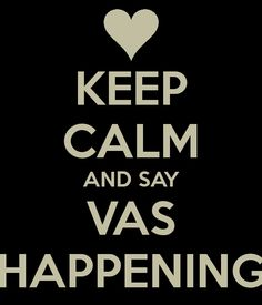 Vas Happening? Zayn Says!