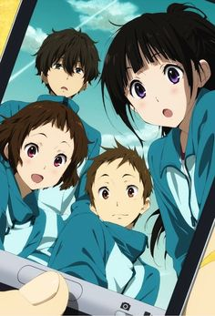 Hyouka   Kyoto Animation