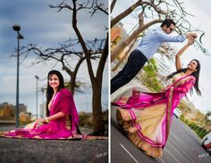 Colour psychology says that pink is the colour of unconditional love. What better hue for bridal wear? SayShaadi showcases pretty brides in pink. Indian Bridal Wear, Indian Wear, Color Psychology, Half Saree, Couple Pictures, Wedding Styles, Marriage, Couple Shots, Wedding Photography