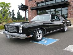 Description, history and facts about Chevrolet Monte Carlo. List tags and cars of Model Chevrolet Monte Carlo Chevrolet Monte Carlo, Pontiac Gto, Chevrolet Corvette, Chevy Muscle Cars, Cadillac Fleetwood, Old School Cars, Hot Cars, Luxury Cars, Vintage Cars