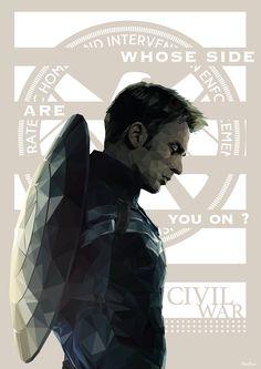 Captain America - Civil War •Nicolas Clément