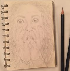 Drawing made by me (Elise Hestness)
