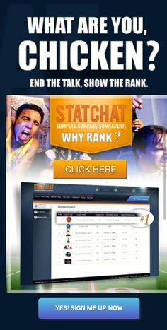 What's the difference between a nationally ranked fantasy football league and a non-ranked? Ranked leagues end the talk by showing the rank!  #fantasyfootball #braggingrights #getranked #statchat #cash #nfl #ranking Visit StatChat.com