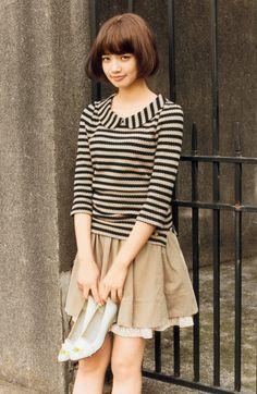 30 Fall Pants To Rock Your Summer Style - Fashion New Trends Pretty Asian, Beautiful Asian Women, Fashion Photo, Girl Fashion, Fashion Outfits, Nana Komatsu Fashion, Komatsu Nana, Fall Pants, Japan Girl