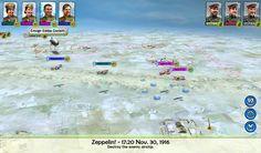 Ensivaikutelma: Sid Meier's Ace Patrol ~ Todellisuuspako