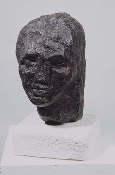 Julio González – Jeune fille nostalgique (Joven nostálgica), 1934; Bronce