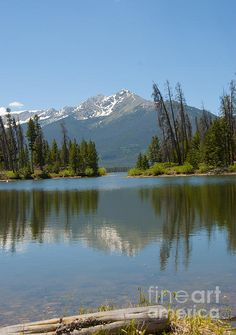 Dillon Lake, Frisco Colorado