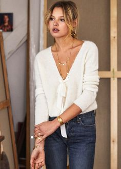 Sezane Launches Their Winter Collection