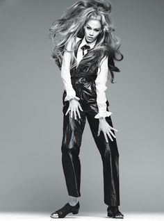 Karlie Kloss & Joan Smalls Are 'Super Modern Supermodels' for W Magazine's July