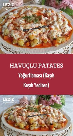 Havuçlu Patates Yoğurtlaması (Kaşık Kaşık Yediren) France is an independent nation in Western Europe and the biggest market of a large overseas administrat Sausage Cassoulet, Turkish Recipes, Ethnic Recipes, Pork Ragu, Perfect Baked Potato, Best Macaroni And Cheese, Braised Brisket, Yogurt, Best Peanut Butter Cookies