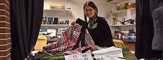 Jenaer Jungdesignerin bereitet sich auf Berliner Fashion-Week vor | TLZ