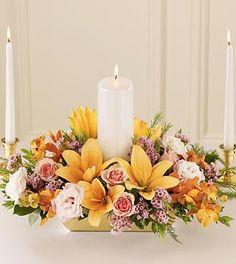 Infinite Love™ Unity Candle Arrangement