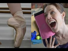 "Ballerina Badass - YouTube | ""Pointe Perfect"" Foot Stretcher Review And How To 