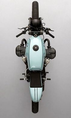 BMW Cafe Racer by annabelle