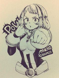 Boku no Hero Academia || Uraraka Ochako