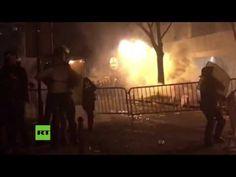 Schwere Ausschreitungen in Paris nach Tötung eines Familienvaters durch Polizei — RT Deutsch