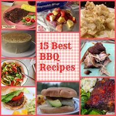 Top Barbecue Recipes- Grilling Season Has begun.