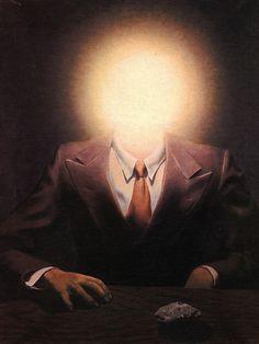 The Pleasure Principle (Portrait of Edward James) by Rene Magritte Max Ernst, Conceptual Art, Surreal Art, Magritte Paintings, Surrealism Painting, Art Et Illustration, Art Moderne, Pictures To Paint, Painting Pictures