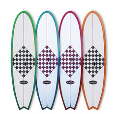 SUP Boards » NORDEN Fish 9.6 2011