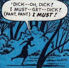 This completely out-of-context comic book panel.