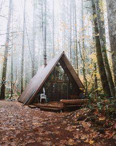 La cabane parfaite !