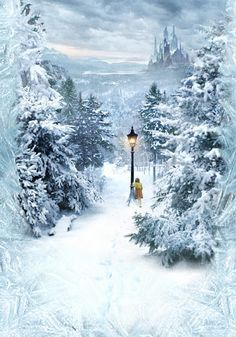 The Chronicles of Narnia.  C. S. Lewis is  pretty much my all time favorite author.  I fell in love with his writing when I was little reading these books.  Now I am loving the movies.