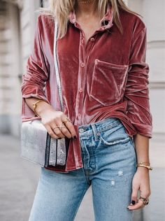 Luxe Velvet Pieces You Can Wear From Day To Night