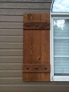 Love These Shutters Southwestern Window Shutters