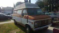 1974 Chevy Van - $800 (Riverside)