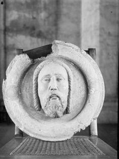 Das Haupt Johannes des Täufers auf der Schüssel
