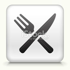 Square Button with Food Utensils royalty free vector art Royalty Free Stock Vector Art Illustration Free Vector Art, Vector Icons, Food Icons, Utensils, Great Recipes, Royalty, Food And Drink, Illustrations, Button
