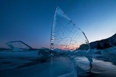 Зимний Байкал Байкал, Фото, Природа, зима, ледбайкала, пейзаж, Россия, надо съездить, длиннопост