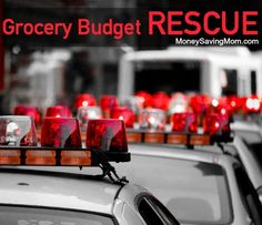 """My 3 Go-To """"Grocery Budget Rescue"""" Foods"""