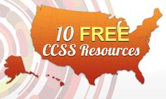 FREE - 10 Common Core Resources t