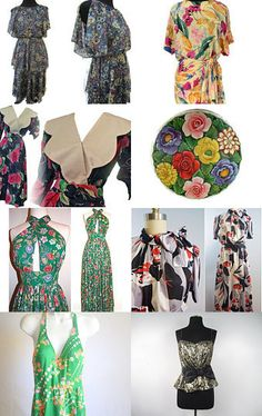 Lost in Florals by Baognia Vang on Etsy--Pinned with TreasuryPin.com