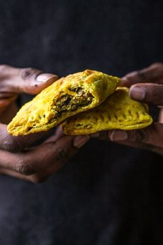 Jamaican Lentil Patties — Chocolate For Basil Going Vegetarian, Vegetarian Recipes, Vegetarian Lunch, Healthy Recipes, Jamaican Patty, Veggie Jamaican Patties, Lentil Patty, Celery Salad, Cooking With Olive Oil