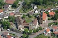 Hotel Kloster Hornbach - historical site - founded as a monastery 742 a.d.