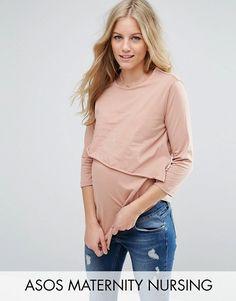 4bb6f5ed67587 10 Best MATERNITY NURSING TOPS images | Maternity clothing ...