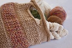 Colorblock Bag Free Crochet Pattern