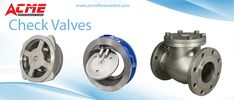 ACME Industrial Equipment's Company is leading manufacturer, supplier & exporter of Check valves. we also supply all types of Check valves with high wide range like Non Return Valve, Wafer type check Valve, Non slam check valve, Dual plate check valve. Led Manufacturers, Flow, Industrial, Website, Water, Check, Gripe Water, Industrial Music, Aqua