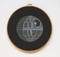 Being a manly man, I don't know much about cross stitching, but I do know cool cross stitching when I see it. These Star Wars Cross Stitch Patterns are available from Stitchering for download. These are PDF downloads. These will make your home look old timey and geeky at the same time. I can see…