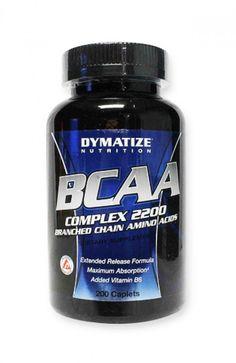 Dymatize Nutrition BCAA Complex 2200 - 200 Caps